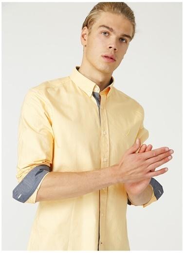 Nautica Gömlek Sarı